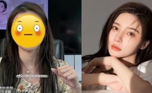 """Lại thêm một hot girl Trung Quốc """"ngã ngựa"""" vì nhan sắc thật trên sóng livestream khác xa ảnh trên mạng"""