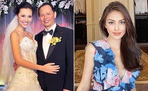 """Mê mẩn trước nhan sắc của siêu mẫu Việt đình đám, là vợ ba """"ông trùm"""" Cát Tiên Sa"""