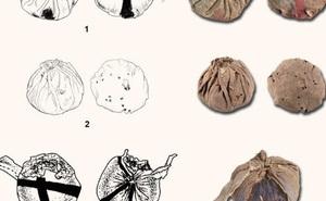 Sự thật bất ngờ về những quả cầu tóc trong mộ cổ 3.000 năm