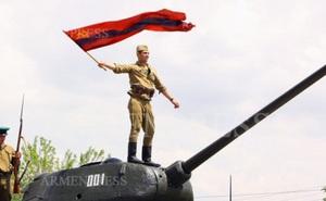 Người Armenia quả cảm và xuất sắc như thế nào trong Hồng quân Liên Xô thời Thế chiến 2?