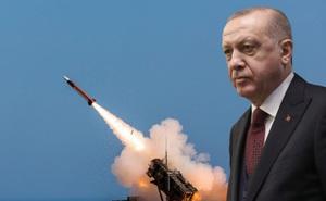 """Nga mang """"cơn thịnh nộ"""" đến Syria, Thổ Nhì Kỹ bỏ chạy hay đối đầu?"""