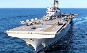 Cơ cấu số lượng tàu sân bay mới sẽ khiến Hải quân Mỹ yếu hơn?