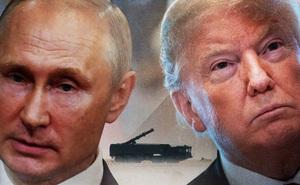 """Cho Nga """"hít khói"""", Mỹ là """"ông trùm"""" vũ khí và """"rắc rối"""" ở Trung Đông?"""