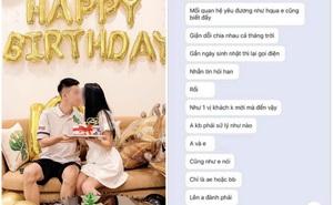 """9 năm bên nhau, cô gái ngỡ ngàng khi chồng sắp cưới gọi mình là """"vị khách không mời"""" trong tiệc sinh nhật"""