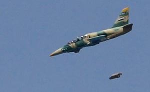 Chiến sự Syria: Ồ ạt nã đạn vào IS ở Homs, Nga muốn diệt tận gốc khủng bố