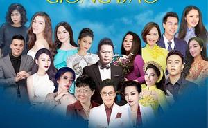 Các ngôi sao nổi tiếng tham gia đêm nhạc hướng về miền Trung