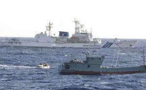 """Hàng nghìn tàu cá TQ ngang nhiên hoạt động ở biển Nhật Bản: Phản ứng của Tokyo làm ngư dân Nhật """"bức xúc"""""""