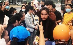 Thủy Tiên công khai số tiền đã chi cho 8 ngày từ thiện, trả lại 300 triệu tiền ủng hộ nhầm