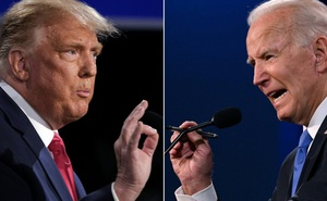 """""""Tôi tranh cử vì ông đấy, Joe"""": TT Trump công kích mạnh mẽ người tiền nhiệm, nói ông Biden """"chỉ hứa suông"""""""