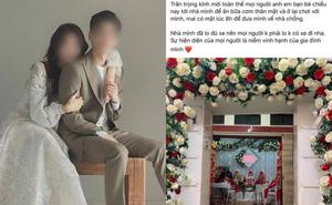 Mời đám cưới nhưng chỉ 3 người đến, cô dâu đăng đàn chỉ trích bạn bè không đi cũng chẳng gửi mừng