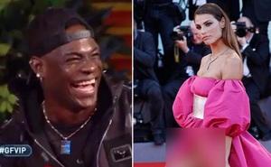 'Trai hư' Balotelli quấy rối tình dục người mẫu ngay trên sóng truyền hình