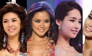 """15 năm Hoa hậu Hàn Quốc """"xứng danh"""" thị phi bậc nhất châu Á: Ai đăng quang cũng gây tranh cãi, ngập tràn drama """"dao kéo"""""""