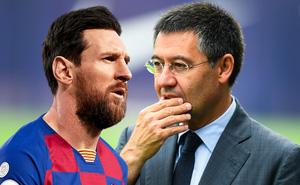 """Nóng: """"Kẻ thù"""" của Messi bất ngờ đứng trước nguy cơ phải từ chức, rời khỏi Barcelona"""