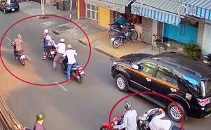 Công an tìm bị hại trong 2 vụ cướp ở Sài Gòn
