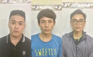 Nhóm cướp giật bị bắt nhờ camera an ninh ở Sài Gòn