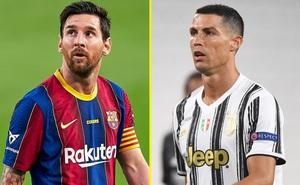 Dương tính lần ba với SARS-CoV-2, Ronaldo bỏ lỡ trận đấu với Messi