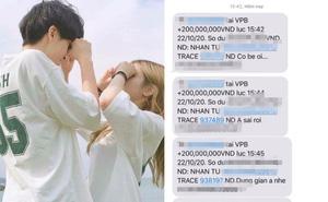 Chàng trai chuyển khoản 5 lần xin lỗi em gái vì quên tặng quà ngày 20/10, tổng số tiền gây choáng