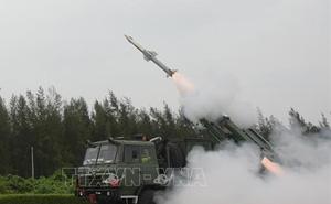 Ấn Độ thử thành công phiên bản mới của tên lửa Shaurya