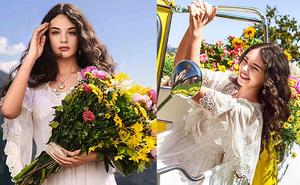 Con gái 16 tuổi của biểu tượng sắc đẹp nước Ý Monica Bellucci