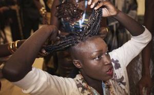 Tại sao phụ nữ châu Phi lại để tóc xoăn?