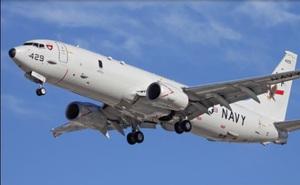 Máy bay săn ngầm Mỹ hạ cánh trên đảo Ấn Độ và thông điệp cho Trung Quốc