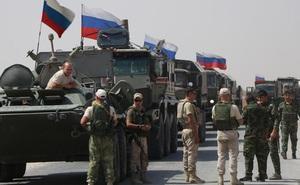 Chiến sự Syria: Căn cứ Nga bảo vệ Syria và chính quyền ông Assad trước phương Tây ra sao?
