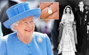 Chiếc nhẫn cưới đặc biệt của Nữ hoàng Anh ẩn chứa thông điệp bí ẩn chỉ 3 người biết