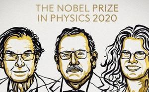 Giải Nobel Vật lý 2020 đã có chủ