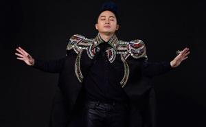 Tùng Dương trở lại với album nhạc rock ấn tượng
