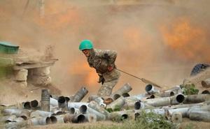 """Xung đột Armenia-Azerbaijan: Thổ Nhĩ Kỳ """"hùng hổ"""", Nga """"nén cơn giận"""""""