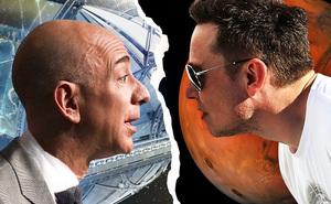 'Lưu Bang' Musk và 'Hạng Vũ' Bezos: Tân Hán Sở tranh hùng cam go ngay trên đất Mỹ?