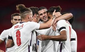 ĐT Anh 3-0 ĐT xứ Wales: Chiến thắng dễ dàng