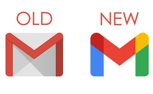 Gmail có logo mới, đậm chất Google hơn