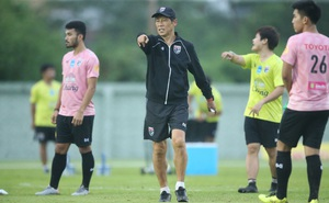 HLV Nishino chê cầu thủ Thái Lan, chờ duyệt quân trước CLB hạng 2