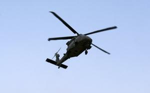 Rơi trực thăng vũ trang Black Hawk làm 5 lính Mỹ thiệt mạng