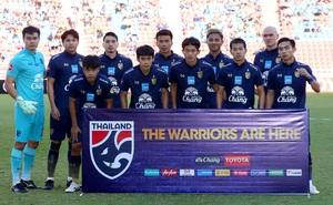 Hậu vệ gốc Việt đá chính, ĐT Thái Lan đánh rơi chiến thắng ở phút cuối