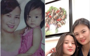 Hoa khôi bóng chuyền Kim Huệ khoe nhan sắc con gái, fan ngỡ ngàng