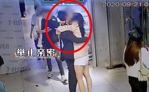 Vợ thấy chồng xả thân cứu người trên camera an ninh nhưng hình ảnh sau đó lại tố cáo hành vi gian dối của anh ta