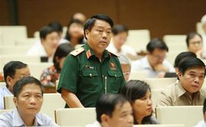 Tướng Sùng Thìn Cò: Một tỉnh khoảng 3.000 - 3.500 công an, tỉnh lớn có đến 4.000 công an chính quy