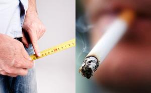 Tác hại đáng sợ của hút thuốc lá với 'của quý': Bác sĩ cảnh báo kích thước có thể bị ảnh hưởng