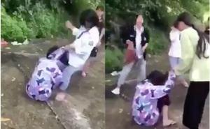 Nữ sinh lớp 8 ở Thanh Hóa bị nhóm bạn nữ đánh hội đồng dã man