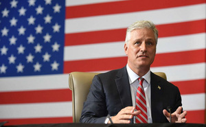 Cố vấn an ninh quốc gia Mỹ thăm Việt Nam vào ngày mai