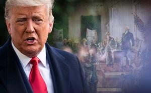 Ông Trump đang làm điều mà những nhà lập quốc Mỹ cũng không ngờ tới: Lịch sử sẽ sang trang?