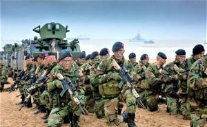 5 lực lượng lính thủy đánh bộ danh tiếng nhất thế giới
