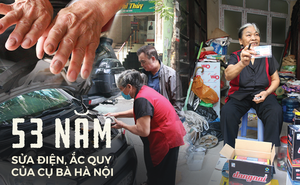 """Cụ bà 72 tuổi """"cấp cứu"""" ô tô suốt 50 năm ở Hà Nội và lời đáp trả khi bị xì xào nghề này của đàn ông"""