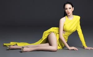 """Ái Nhi khoe đường cong quyến rũ sau """"Hoa hậu Việt Nam 2020"""""""
