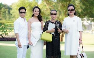Chân dung mẹ vợ quyền lực, được nhiều sao Việt kính nể của thiếu gia Phan Thành