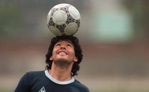 Chủ tịch LĐBĐVN gửi thư chia buồn tới gia đình huyền thoại bóng đá Diego Maradona
