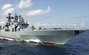 Ảnh hưởng sâu rộng từ việc Nga thử nghiệm tàu khu trục Marshal Shaposhnikov