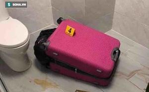 Vụ giết người để thi thể không nguyên vẹn trong vali: Gần 20 giờ lần theo dấu vết nghi phạm